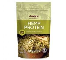 Био Протеин от Конопени Семена, Dragon Superfoods, 200 g