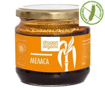 Меласа 400 гр. dragon organic