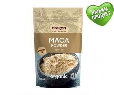 Био Мака на прах, Dragon Superfoods, 200 g