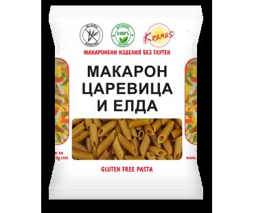 макарони царевица и елда без глутен