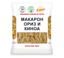Макарони ориз и киноа, без глутен, Kramas, 250 гр,