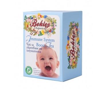Био бебешки чай за имунитет, Bekley Organics