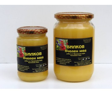 Билков пчелен мед 400гр.