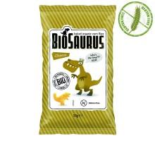 Биозаври - био печен снакс със сирене, 50 гр.