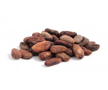 Какаови зърна сурови, насипни