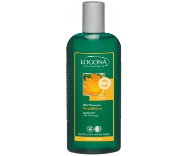 Шампоан Невен за изтощена коса, Logona 250 ml