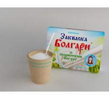 Закваска Болгари за пробиотичен йогурт/ бр.