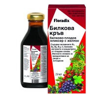 Сироп Floradix билкова кръв 250мл.