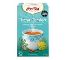 чай за гърло 17пак Yogi Tea